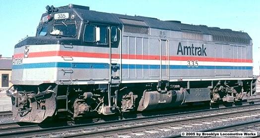 Amtrak Leveraging Indeas