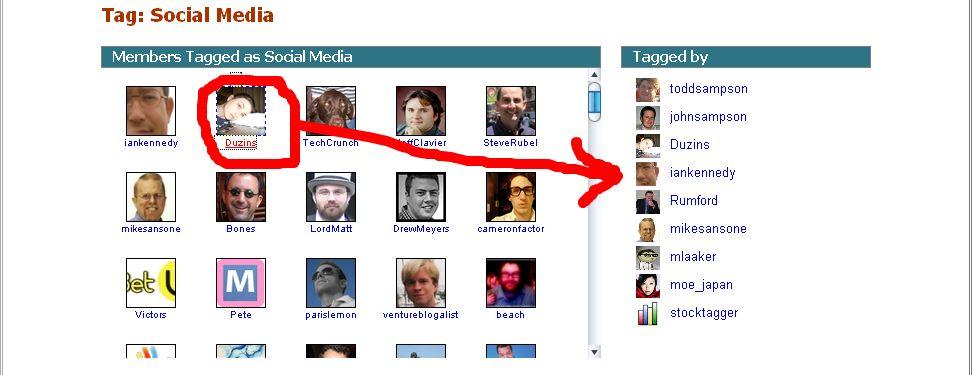 mybloglog hack tip advice tags tagging