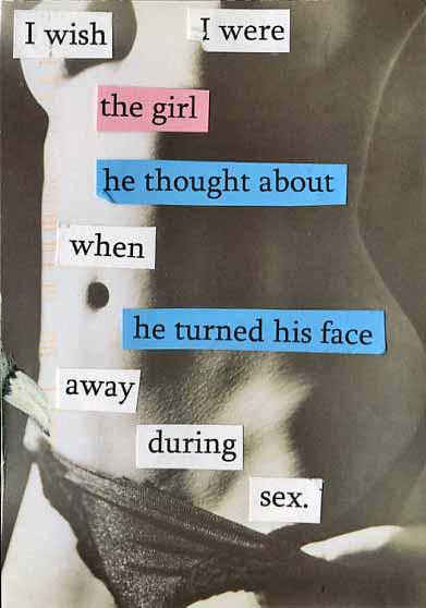 turned postsecret blog postcards sex