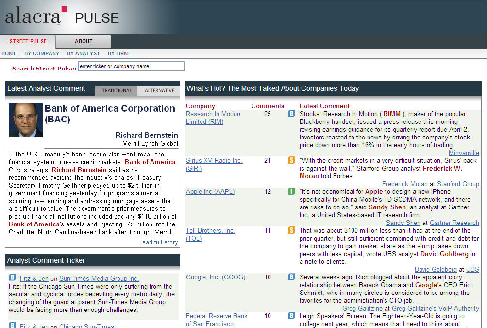 alacra-pulse-wall-street-research-freemium-analyst-content
