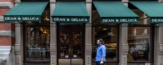 Dean & DeLuca Soho Closing