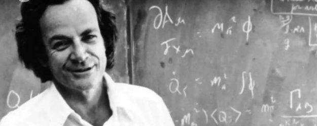 Richard-Feynman-Math-STEM