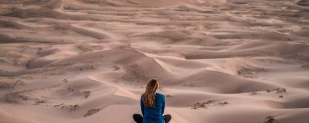 lululemon founder meditation startup