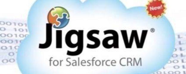 salesforce jigsaw